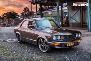 tubbed turbocharged 13b rotary 1972 mazda rx 3 fatrx3