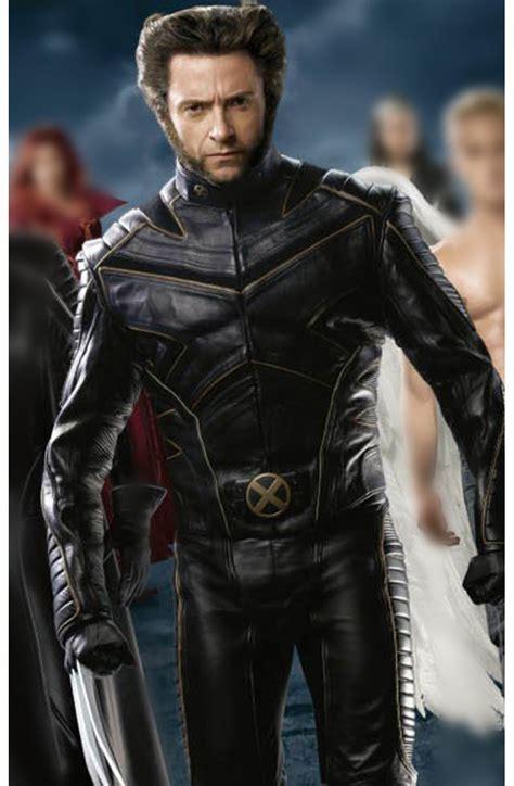 Jaket The Last the last stand wolverine leather jacket