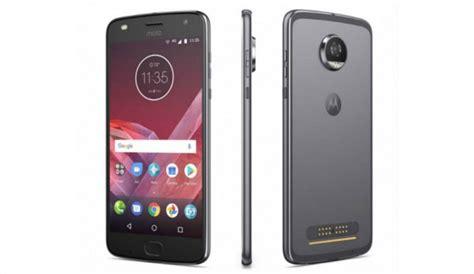 Hp Motorola Terkini harga motorola moto z2 play terbaru mei 2018 dan spesifikasinya gingsul