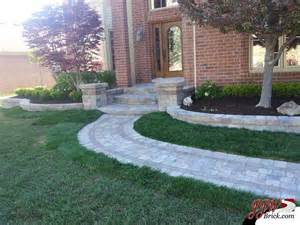 simple front yard landscaping ideas for home in shelby twp