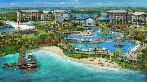 Margaritaville Resort taking shape in Orlando: Travel Weekly