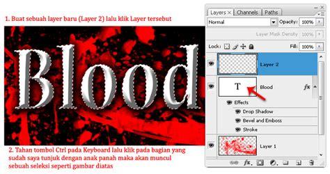 cara membuat tulisan opini di koran cara membuat tulisan berdarah di photoshop nursaid suhendra