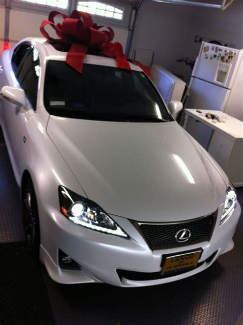 lexus bow lexus is250 just wat i need for graduation ambition