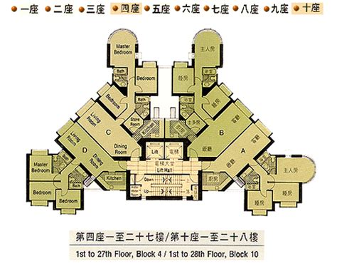 Floorplan Online 雅典居