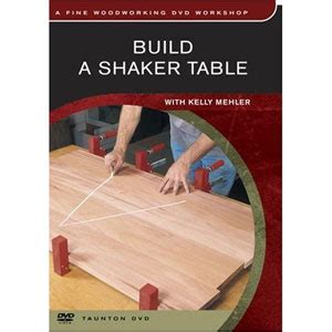 build a shaker table with mehler dvd mehler dvds