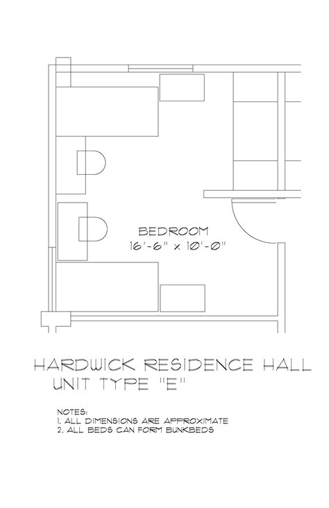 hardwick hall floor plan johnson and hardwick hall university housing and residential life