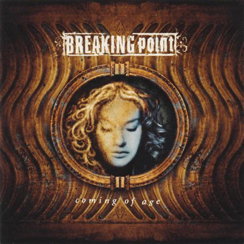 breaking point rock album artwork breaking point coming of age