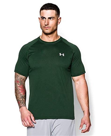 Underarmour Heatgear Sleeve I Abu Abu s armour tech sleeve t shirt forest green