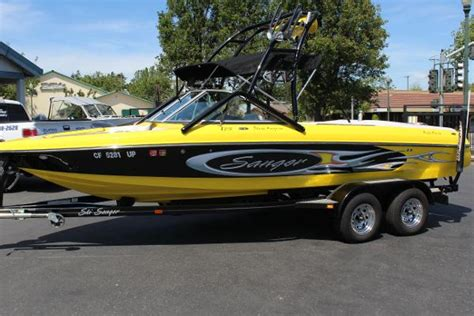sanger boats v215 sanger v215 boats for sale in california united states