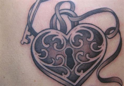 heart shaped locket tattoo designs 26 locket designs creativefan