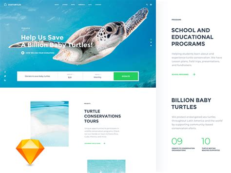templates for ngo website ngo website template mockuplove