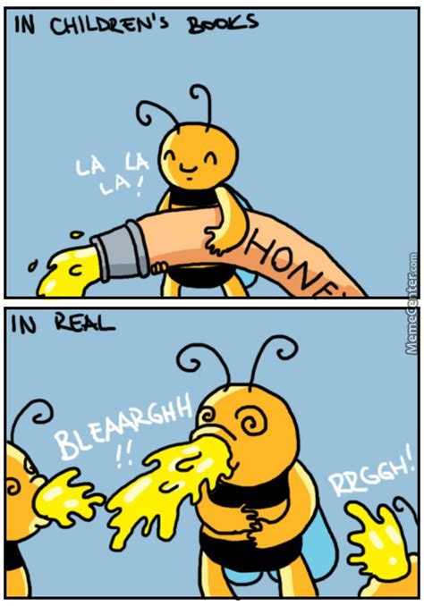 Honey Meme - making honey by raze meme center