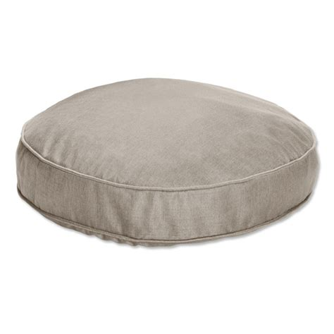 round dog bed cover faux linen classic round dog bed cover liner orvis