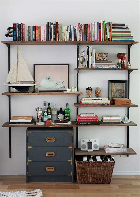 The Shelf Item by Collection Of Top Diy Shelving Ideas Just Craft Diy