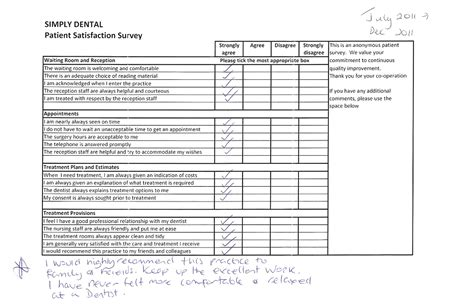 sample survey questionnaire for food products nothing found for patient satisfaction