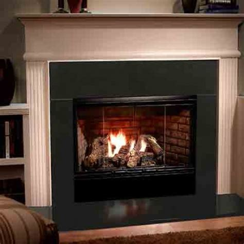 Gas Fireplace Majestic by Majestic Rbv4236ih Reveal 36 36 Quot Open Hearth B Vent Gas Fireplace Radiant Unit With Intellifire