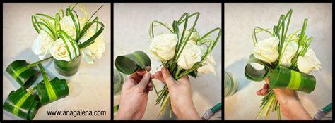 como hacer un arreglo de esferas de flores como hacer arreglos de flores aprende a hacer buqu 233 s de