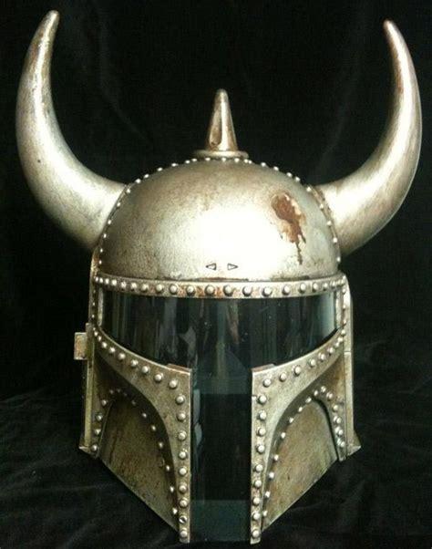 Horncase Hidung Spartan 12 creatively customized boba fett helmets blastr