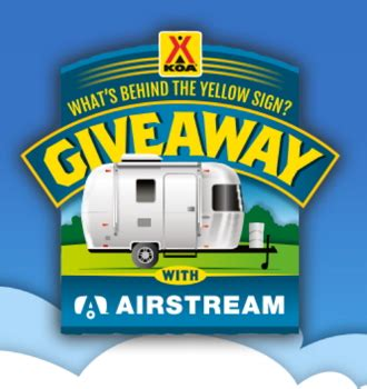 Koa Giveaway 2017 - win an airstream 16 sport granny s giveaways
