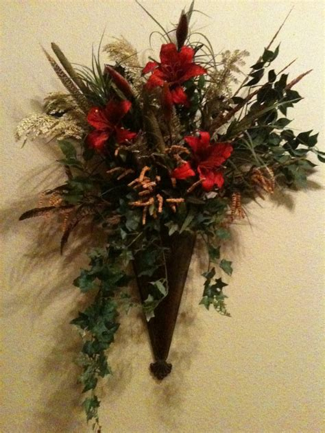 dried flower arrangements centerpieces silk and dried flower wall arrangement floral arrangements pinter