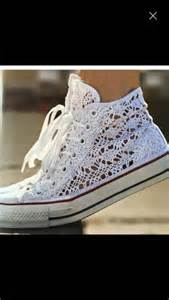 shoes converse all star ct hi specialty crochet 549308c lace limited black