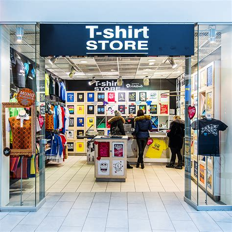Stores With Shirts T Shirt Store Tallinn Rocca Al Mare