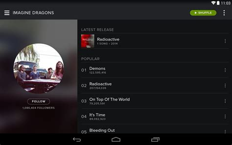 spotify tablet apk spotify v4 8 0 978 mega mod apk tuxnews it