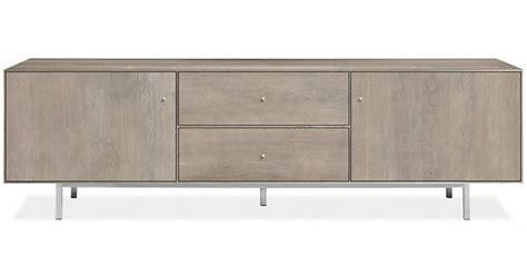 room and board hudson armoire room board hudson 24h 82w media cabinet with steel