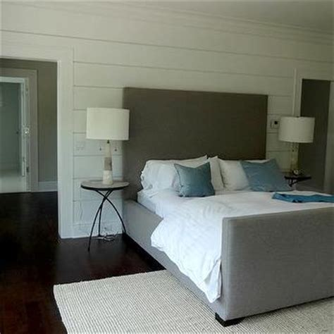 Shiplap Wall In Bedroom Shiplap Design Decor Photos Pictures Ideas