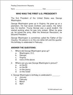 biography george washington for elementary students 1000 images about elementary lesson plans on pinterest