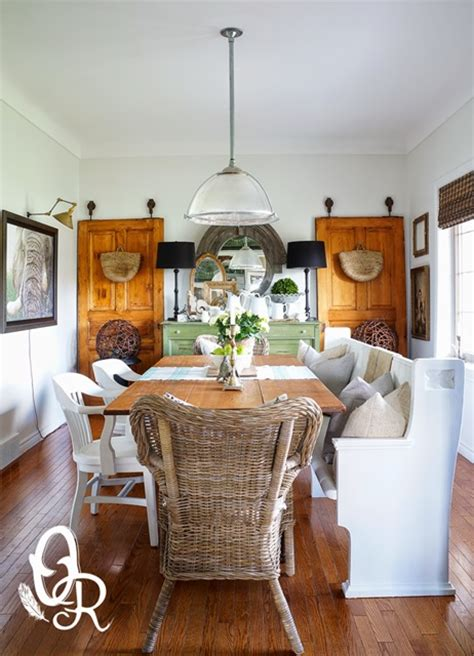 eclectic dining room charming eclectic vintage home oliver and rust town