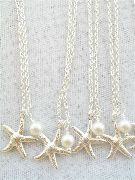 1000 ideas about starfish necklace on silver