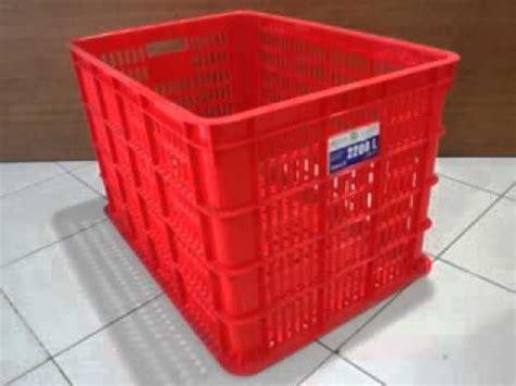 keranjang container plastik