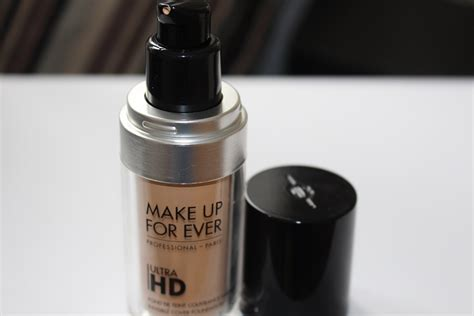 Makeup Forever Ultra Hd Foundation makeup forever ultra hd foundation review swatch really ree