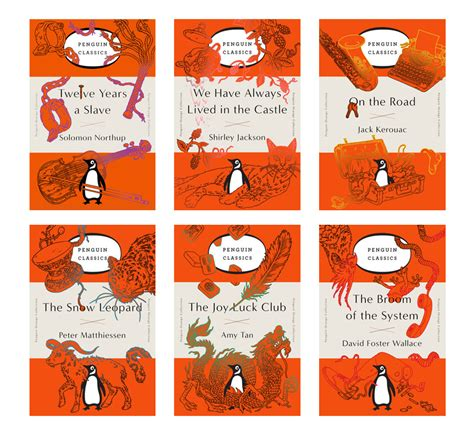 orange future orange the complete collection books book cover design a study of penguin book covers