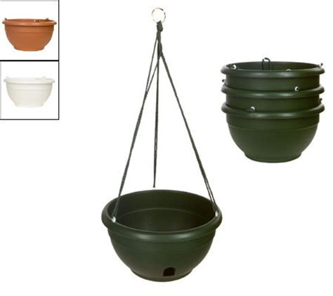 self watering indoor planters set of 4 indoor outdoor self watering hanging planters