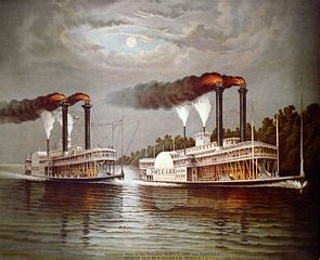 boat to america from uk industrial revolution transportation for kids