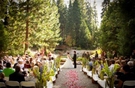 small wedding venues near fresno ca paradise springs oakhurst ca rustic wedding guide