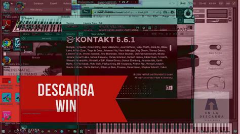 full version kontakt player descargar kontakt player 5 full 218 ltima versi 243 n para