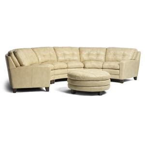 Flexsteel Curved Sofa by Flexsteel Latitudes South Curved Sectional Sofa