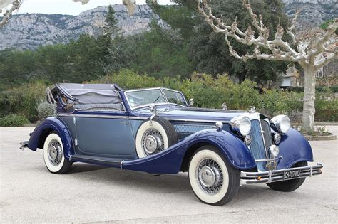 1937 Horch 853 A   Review   SuperCars.net