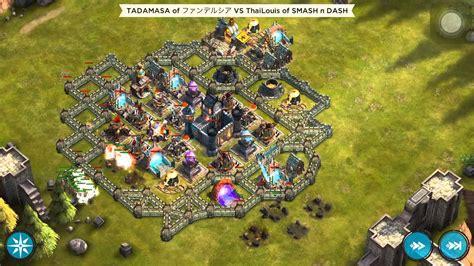layout rival kingdoms rival kingdoms stronghold 10 11 base defense layout you