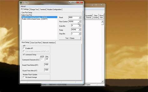 xbee tutorial youtube testing xbee transparent mode youtube