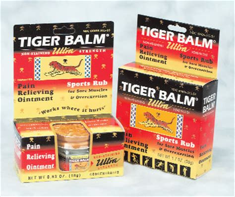 icy hot or tiger balm mosquito bite home remedy