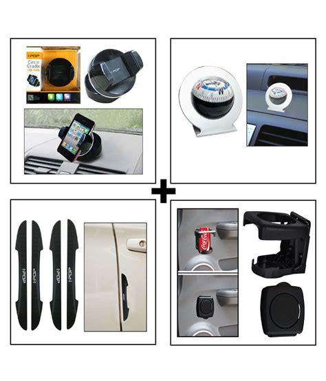 Door Guard Mobil Hello i pop circle car mobile holder car dashboard compass black car drink cup holder i pop