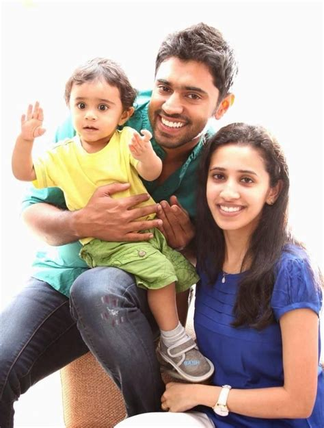 biography of film baby nivin pauly with his family mollywood pinterest