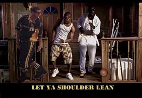 Drake Dada Meme - let ya shoulder lean drake in dada drake lean know
