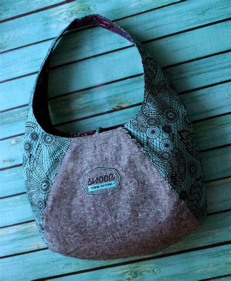 free pattern hobo bag laney reversible hobo swoon sewing patterns