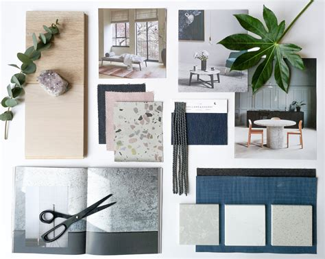 mood board interior design workshop
