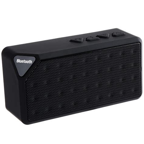 1 iphone 2 bluetooth speakers x3 wireless portable bluetooth speaker fm radio usb tf for iphone 7 samsung s7 ebay
